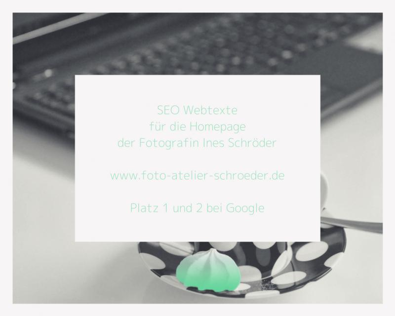 SEO Webtexte - DieSchröderSchreibt