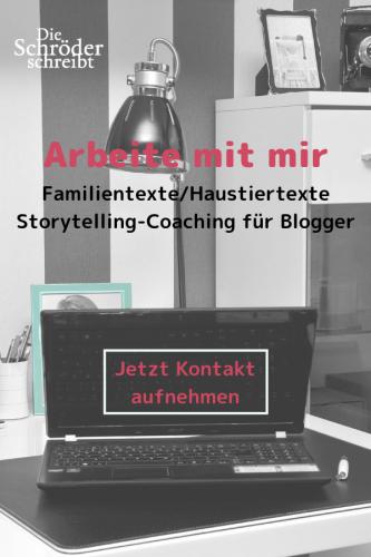 Texterstellung/Storytelling-Beratung