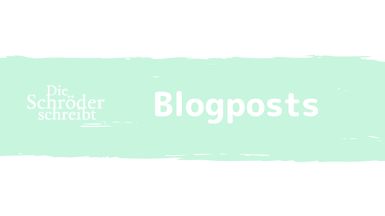 Blogposts
