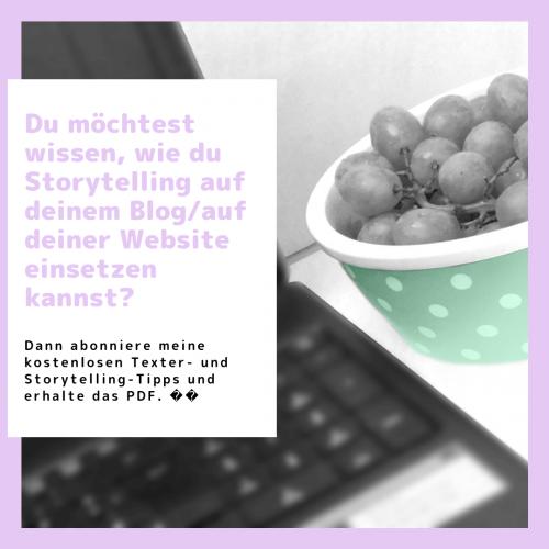 Storytelling-Tipps
