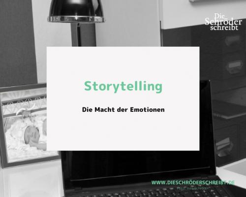 Storytelling - Die Macht der Emotionen