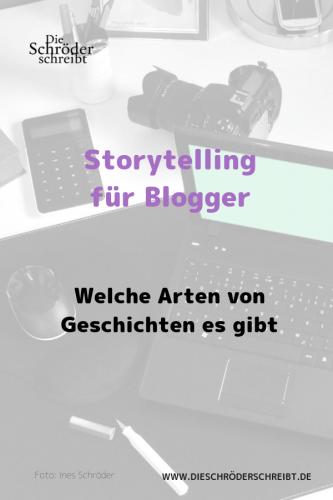Storytelling für Blogger