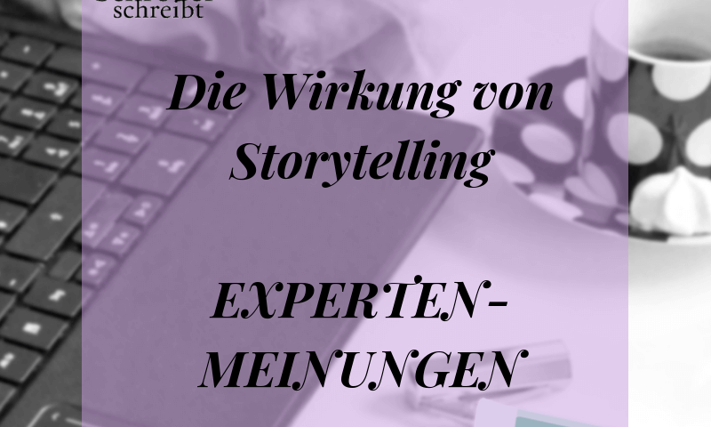 Die Wirkung von Storytelling
