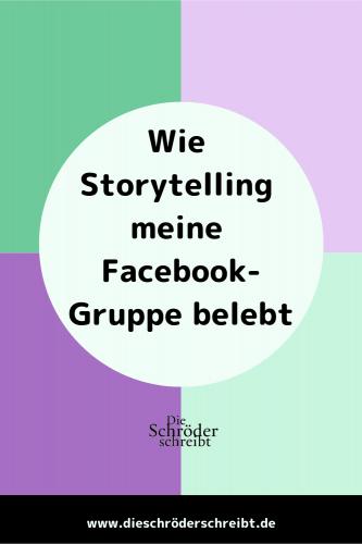 Storys in Facebook